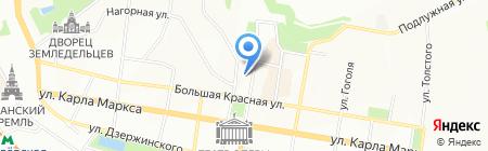 Комиссия Государственного Совета Республики Татарстан по установлению идентичности текстов законов на татарском и русском языках на карте Казани
