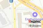 Схема проезда до компании Гармония в Казани