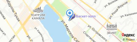 ИНТЭКО на карте Казани