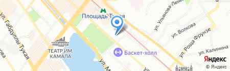 Родник Здоровья на карте Казани