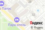 Схема проезда до компании Фотомир в Казани