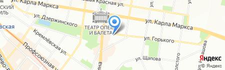 Фортуна-Тур и К на карте Казани
