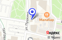Схема проезда до компании КАФЕ КАРИНА в Муслюмово