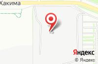 Схема проезда до компании Тайм Сервис Плюс в Казани