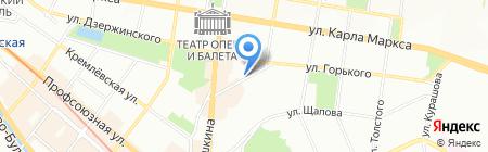 СанЭнерджи на карте Казани