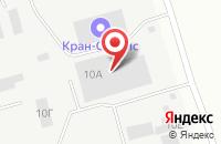 Схема проезда до компании Ассоциация содействия больным синдромом Ретта в Казани