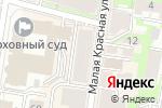 Схема проезда до компании ETRO в Казани