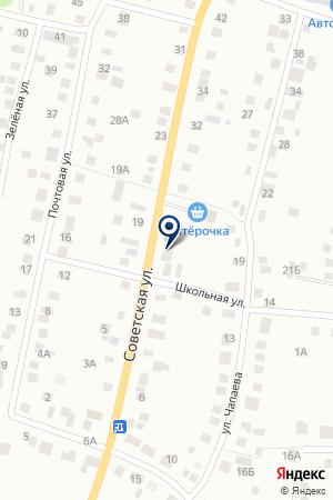 ПЕСТРЕЧИНСКИЙ ОТДЕЛ УПРАВЛЕНИЕ РОСТЕХНАДЗОРА на карте Казани