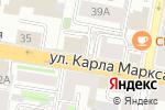 Схема проезда до компании Рэд в Казани