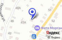 Схема проезда до компании МЕБЕЛЬНЫЙ МАГАЗИН УНИВЕРМАГ в Черемшане