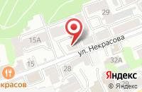 Схема проезда до компании Элемтэ -Медиа в Казани