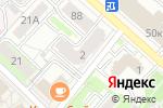 Схема проезда до компании Diamond в Казани