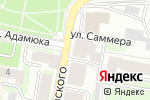 Схема проезда до компании Хозяйственное Управление при Кабинете Министров Республики Татарстан в Казани