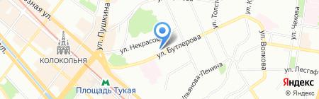 Fathin на карте Казани