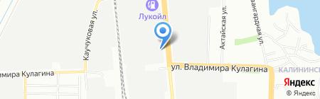 Метэкс на карте Казани