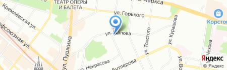 Мастер-Строй на карте Казани