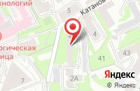 Схема проезда до компании Городское Здравоохранение в Казани