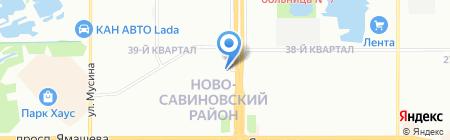 Плащи Пальто Платья на карте Казани
