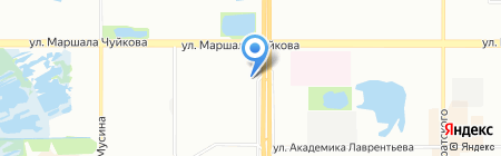 Банкомат АКИБАНК на карте Казани