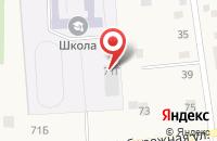 Схема проезда до компании Федерация фехтования городского округа Тольятти в Подстепках