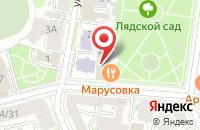 Схема проезда до компании Издательство «Тамга» в Казани