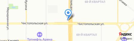 Протект-систем на карте Казани