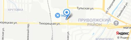 Партнер Логистик на карте Казани
