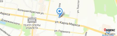 Bulka на карте Казани
