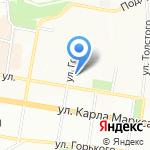 Музей на карте Казани