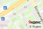 Схема проезда до компании Парикмахерская на ул. Эсперанто в Казани
