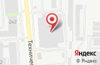 Схема проезда до компании Татхимпродукт в Казани