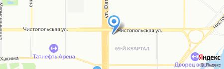 КБ Ренессанс Кредит на карте Казани