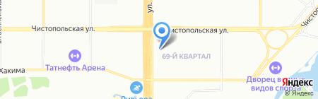 АртТекс МТ на карте Казани