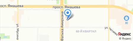 Discovery на карте Казани