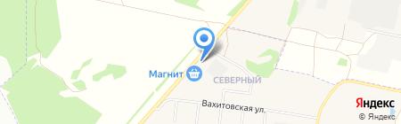 Строй-дом-сад на карте Габишево