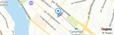 СпецБезопасность на карте Казани
