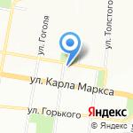 Союз художников Республики Татарстан на карте Казани