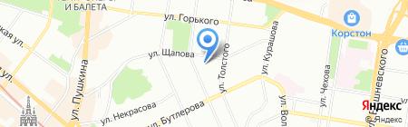 РСТ-Сервис Казань на карте Казани