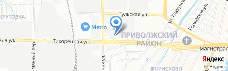 Спектр-Авто на карте Казани