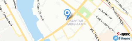 Деревенское мясо халяль на карте Казани