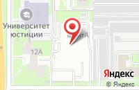 Схема проезда до компании Лайт в Казани