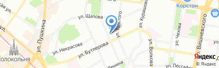 Ависта2 на карте Казани
