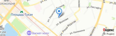 Олимп Плюс на карте Казани