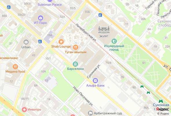 жилой комплекс Барселона