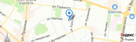 ЭкоБилД на карте Казани