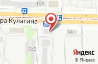 Схема проезда до компании Книготорг в Казани