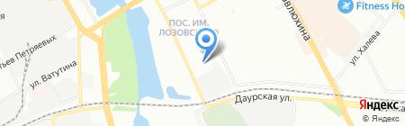 Декор Маркет на карте Казани