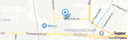 Органик проджекс на карте Казани
