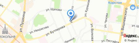 Алые паруса на карте Казани