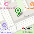 Местоположение компании Ас-Ком